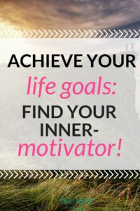 Feel unmotivated to take the next steps towards your life goals? Or, simply feel lost in your life? We can help! Achieve success with this free worksheet!