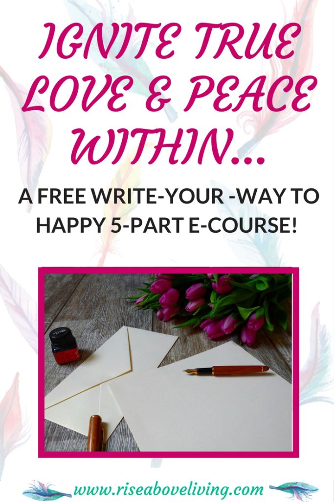 Need a little love? I have a treasure chest full of it and the map to get you there! Read this love letter of gratitude, for optimal compassion and peace.